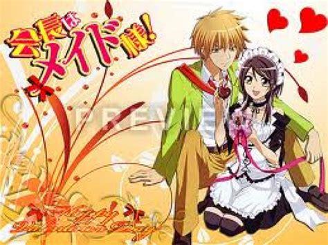 Ranking de Los mejores Animes de amor   Listas en ...