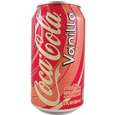 Ranking de Tipos y Variantes de Bebidas Gaseosas Coca Cola ...