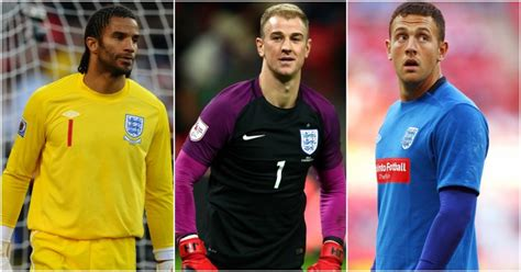 Ranking the 20 England keepers after David Seaman ...