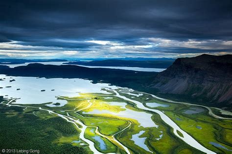 Rapa River Delta, Suecia