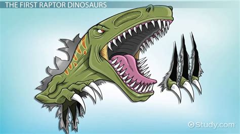 Raptor Dinosaurs: Types & Facts   Video & Lesson ...