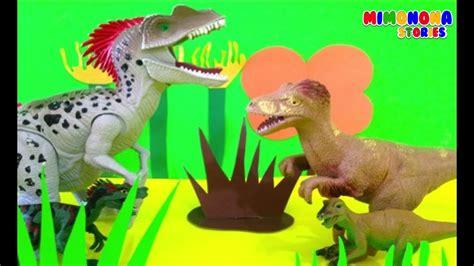 Raptores   Velociraptor   Dinosaurios para niños HD y sus ...