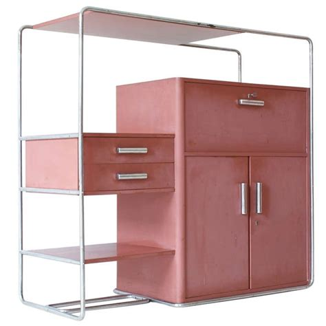 Rare Bauhaus cabinet by Bruno Weil for Thonet | Bauhaus ...