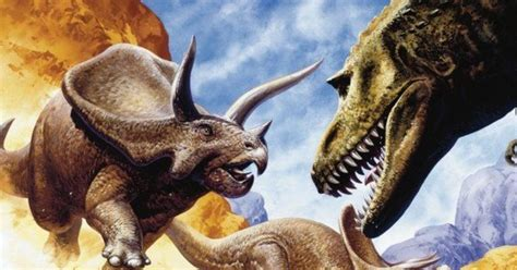 Rare Fossil Of Horned Dinosaur Found From 100 Million ...