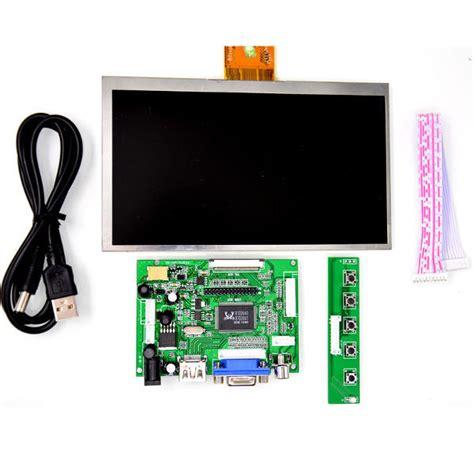 raspberry pi 7 inch hd lcd screen 1024 * 600 display ...