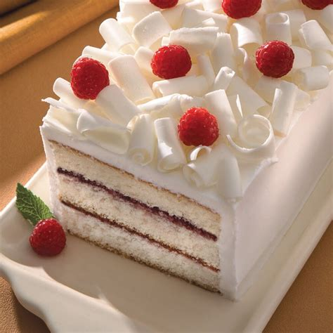 Raspberry White Chocolate Cake Recipe   Wilton