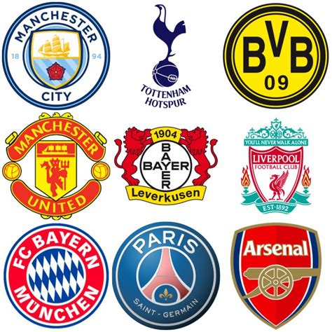 Rating how European soccer clubs market themselves in the ...