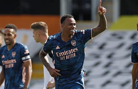 [Ratings & goals] Fulham 0 3 Arsenal: Gabriel & Willian ...