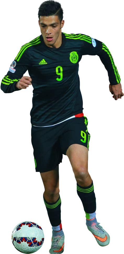 Raul Jimenez football render   14698   FootyRenders