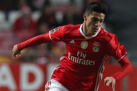 Raul Jimenez: Liverpool eye Benfica sar in £22m move ...