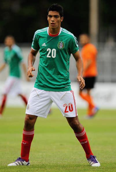 Raul Jimenez Pictures   Netherlands v Mexico   Toulon ...