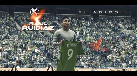 Raul Ruidíaz El Adios l Morelia l ᴴᴰ   YouTube