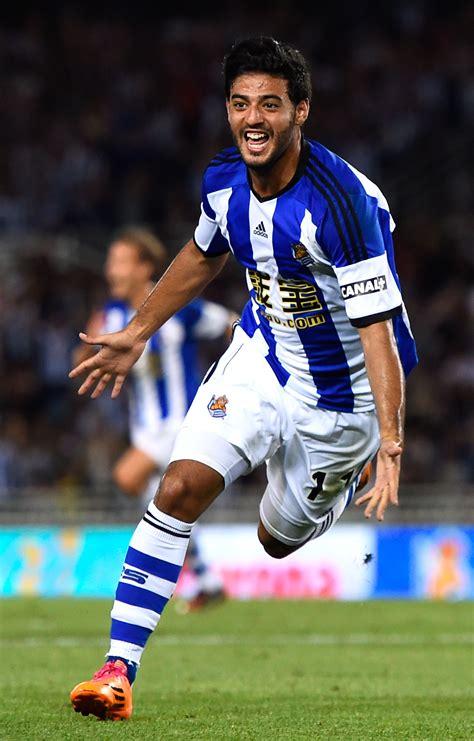 Rayo 2   Real Sociedad 4: Carlos Vela anota en el útimo ...