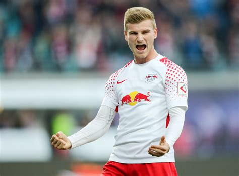 RB Leipzig Ace Timo Werner Names The English Side He ...