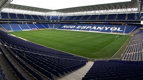 RCDE Stadium o Estadio Cornellà El Prat de Cornellà de ...