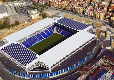 RCDE Stadium – Cornella – El Prat – Templos del fútbol