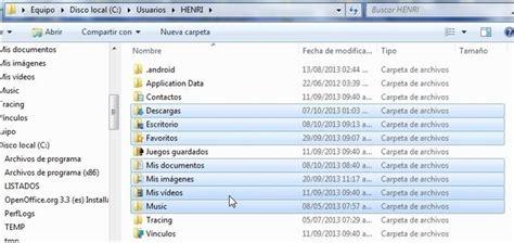 Re direccionamiento de Mis Documentos en Windows 7   Hazlo ...