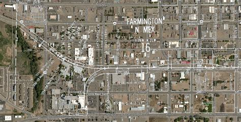Re: How far west of Farmington depot did track run?