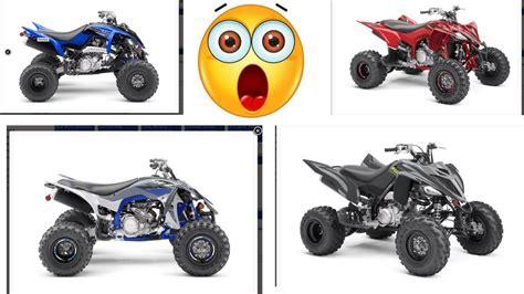 Reacting to Yamaha s 2019 Sport ATV Lineup!   YouTube