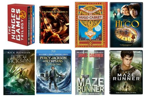 Read them first: 8 great tween books made into movies