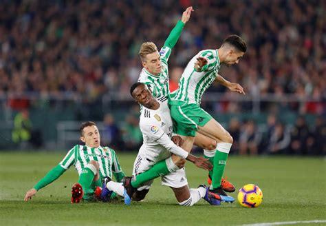 Real Betis 1 vs 2 Real Valladolid por LaLiga Santander ...