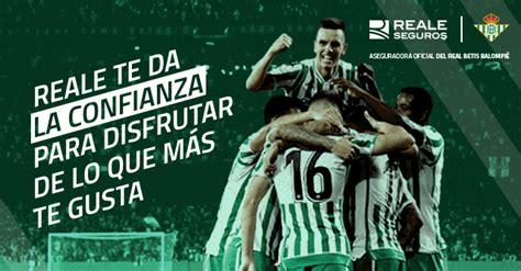 Real Betis Balompié   Web Oficial