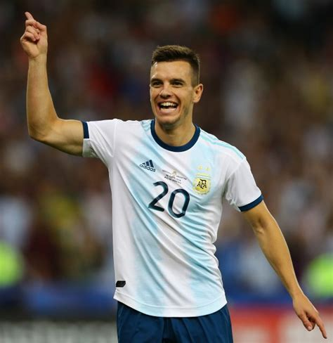 Real Betis Know Time Has Come To Reach Giovani Lo Celso ...
