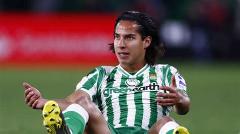 Real Betis México quiere ya a Diego Lainez