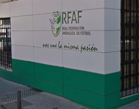 Real Federación Andaluza de Fútbol   Wikipedia, la ...