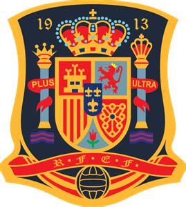 Real Federacion Española de Futbol Logo Vector  .EPS  Free ...