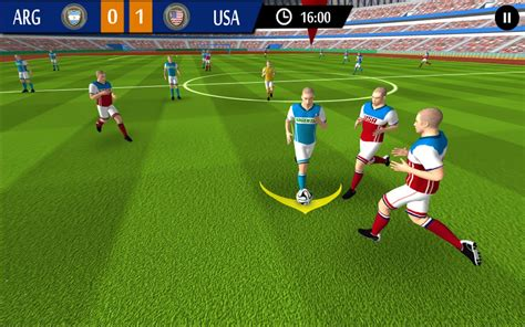 Real Football Game 2017 APK Download   Free Sports GAME ...