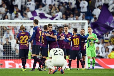Real Madrid 0 3 FC Barcelona: 5 Talking Points and ...