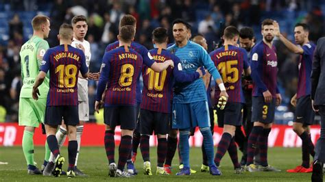 Real Madrid 0   Barcelona 3: resumen, resultado y goles ...