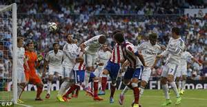 Real Madrid 1 2 Atletico Madrid LIVE: Arda Turan places it ...