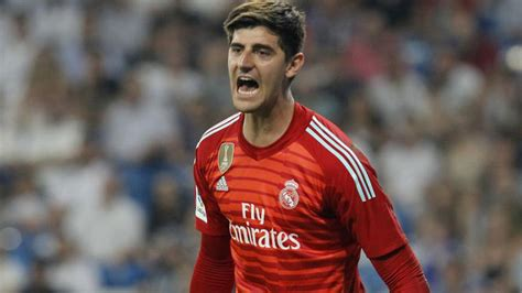 Real Madrid 4   1 Leganes: Courtois: Keylor Navas and I ...
