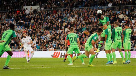 Real Madrid 5 0 Leganés: las mejores imágenes del partido ...