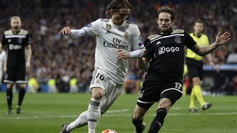Real Madrid   Ajax: Champions League de hoy, fútbol en directo