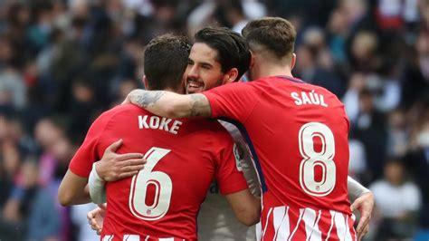 Real Madrid   Atlético: Resultado del fútbol de hoy