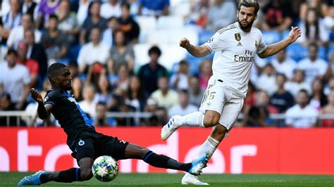 Real Madrid   Brujas: Resultado del partido de hoy, en ...