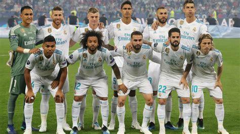 Real Madrid campeón Champions 2018: El uno a uno del Real ...