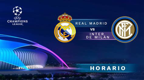 Real Madrid, Champions League: ¿a qué hora y dónde ver el ...