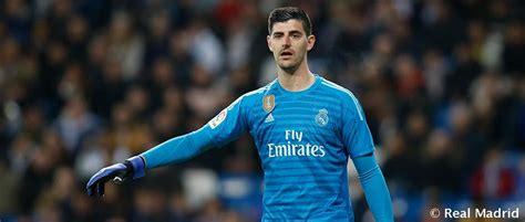 Real Madrid, Lesionados: Thibaut Courtois, Parte Médico