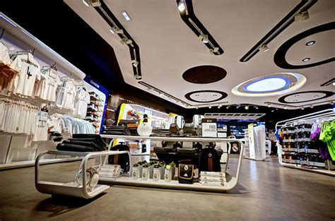 Real Madrid Official Store, Madrid, Spain | design:retail