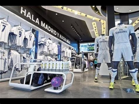 Real Madrid Official Store. Tienda Oficial Real Madrid ...
