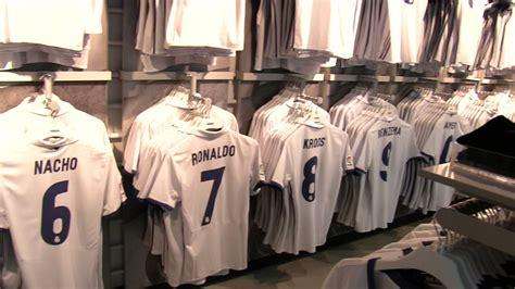Real Madrid ProShop   Santiago Bernabeu Shop    YouTube