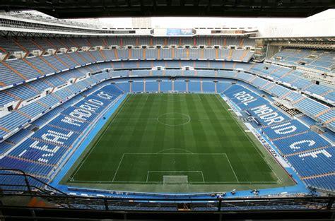 Real Madrid Stadium wallpapers hd | PixelsTalk.Net