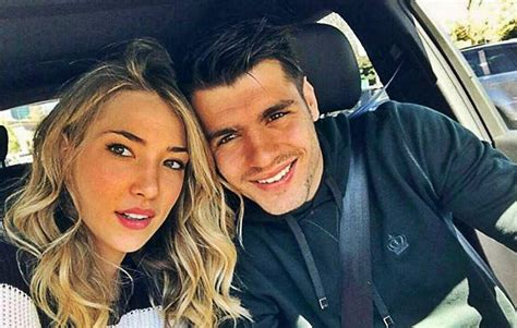 Real Madrid Star Alvaro Morata On A  Highway to Hell  With ...