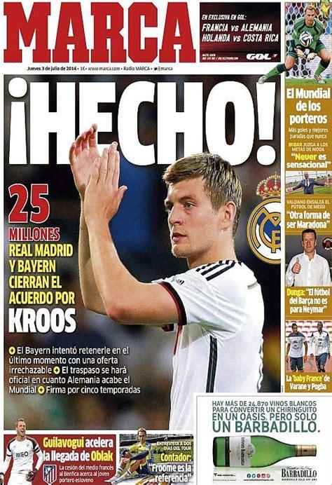 Real Madrid: Toni Kroos:  Ya he tomado una decisión ...