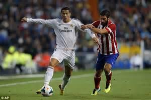 Real Madrid v Atletico Madrid   Gareth Bale home debut ...