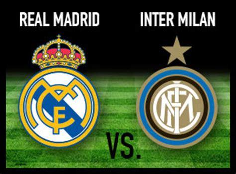 Real Madrid v Inter Milan – International Champions Cup ...